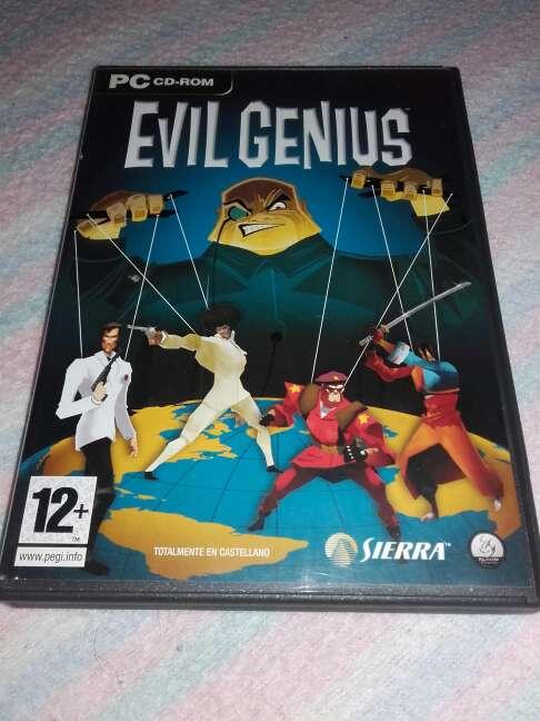 Imagen Evil Genius PC