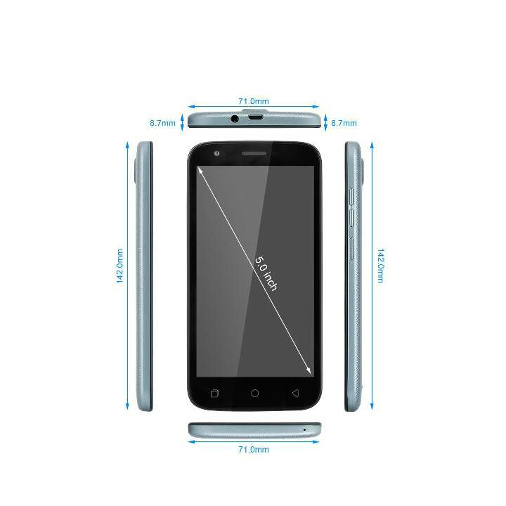 Imagen producto Telefono Nuevo Libre 3G Android 6.0 (5