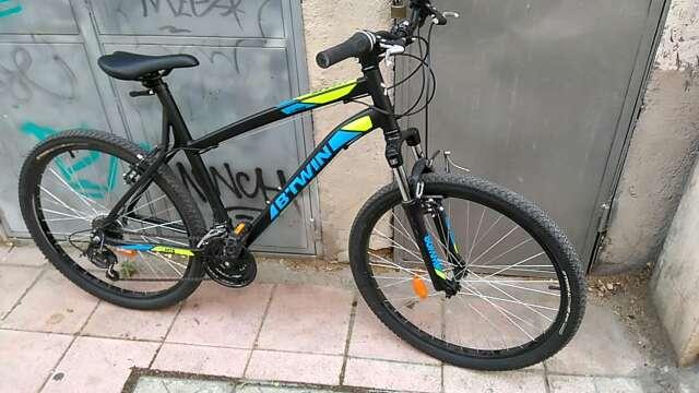 Imagen producto Bicicleta Rockrider 340,como nueva 4