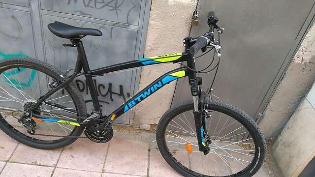 Imagen producto Bicicleta Rockrider 340,como nueva 1