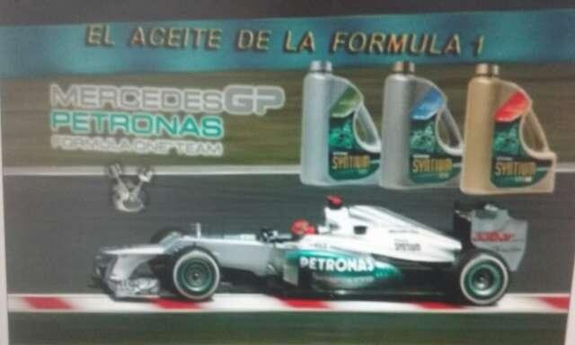 Imagen Aceite Petronas 5w40 5L AV3000