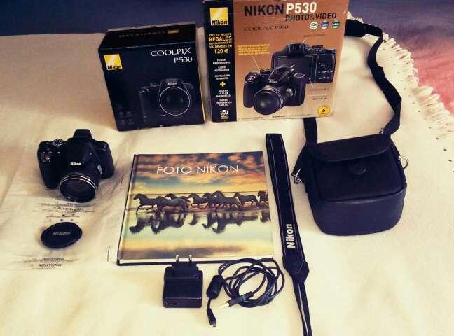 Imagen Vendo Cámara Nikon Coolpix P530