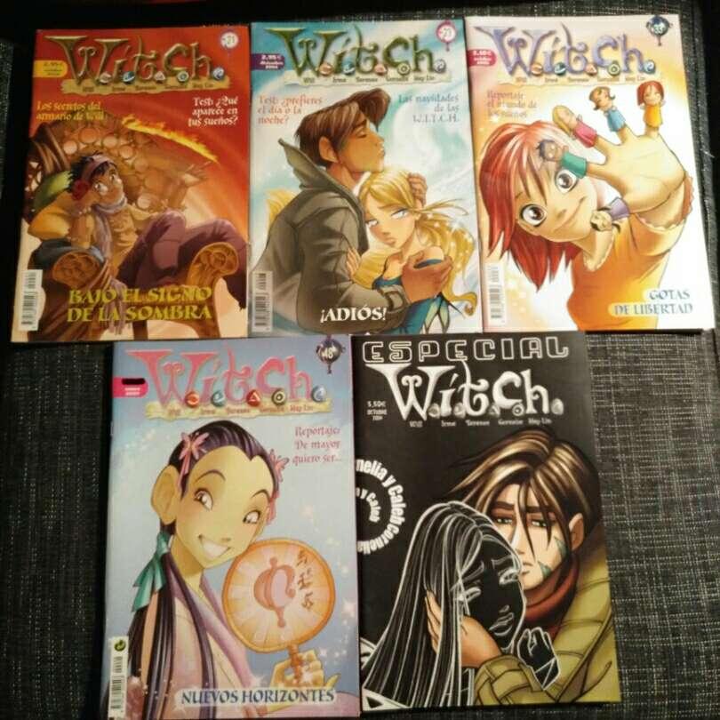 Imagen 5 Revistas Witch