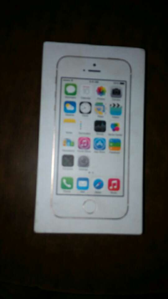 Imagen producto Iphone 5s dorado  3