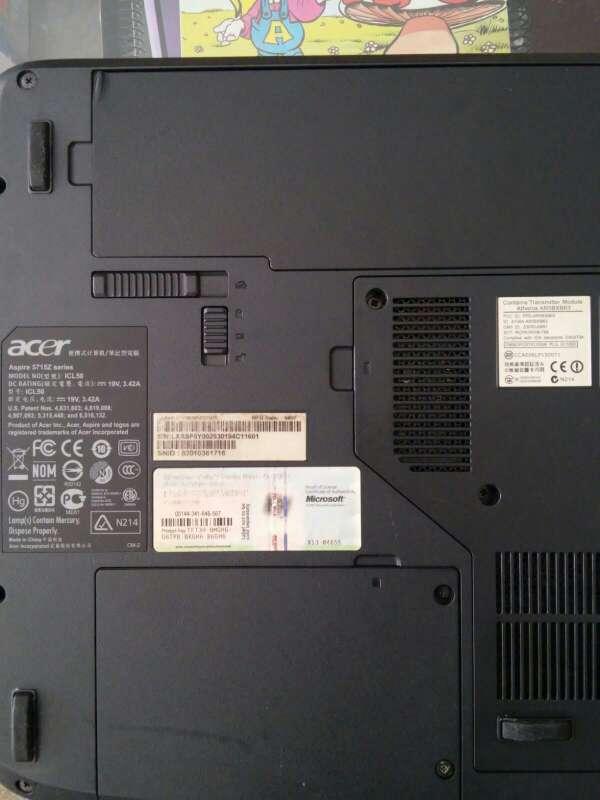 Imagen producto Ordenador portátil Acer 15