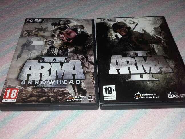 Imagen Arma II y arma II arrowhead
