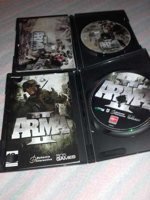 Imagen producto Arma II y arma II arrowhead  3