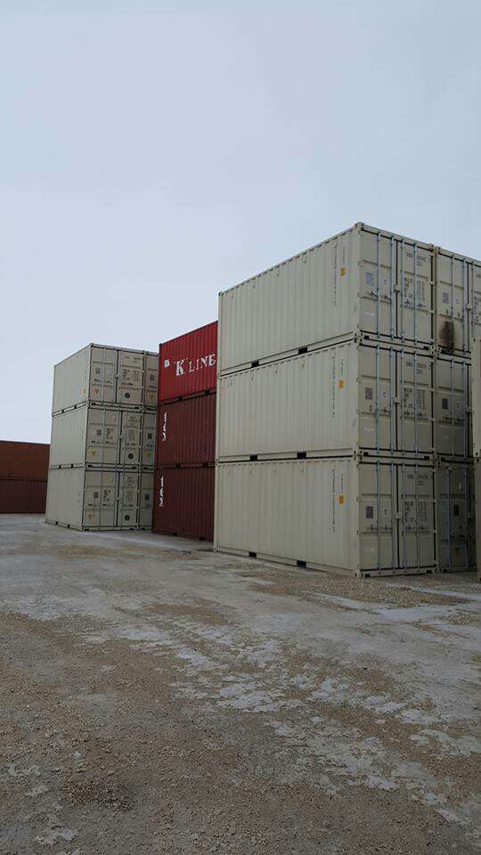 Imagen new and used containers