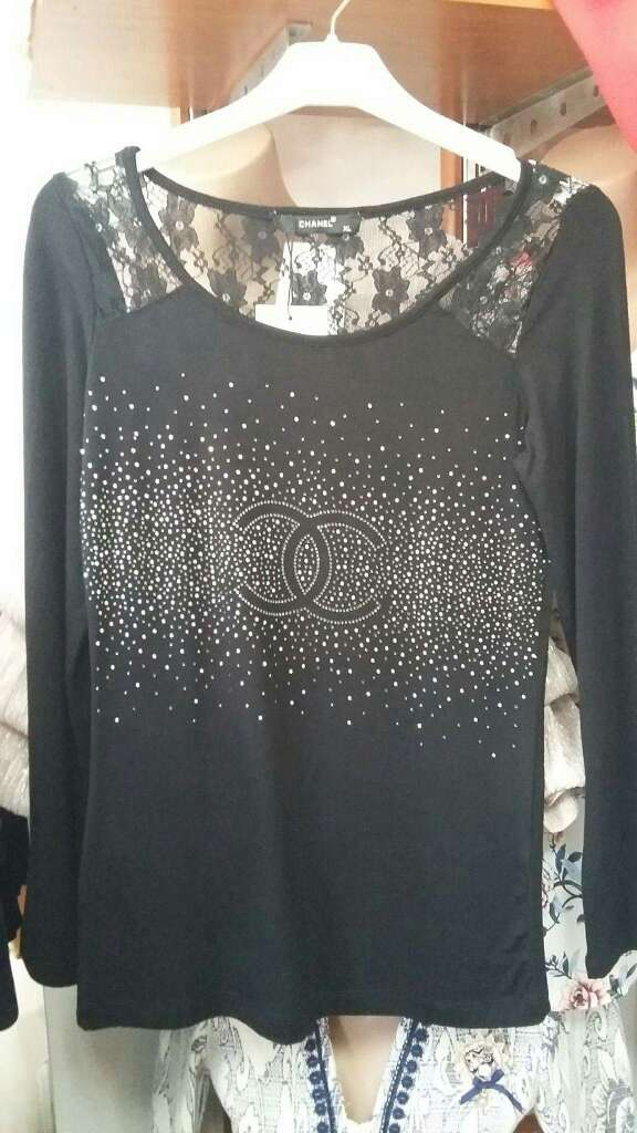 Imagen producto Blusa Chanel 1
