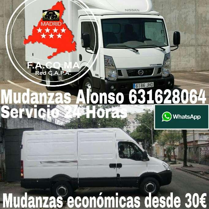 Imagen Portes y Mudanzas Desde 30€