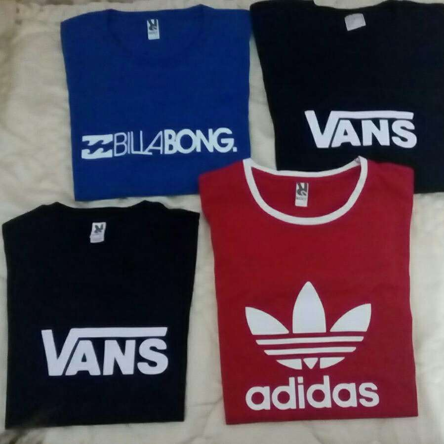 Imagen producto Camisetas de marca 1