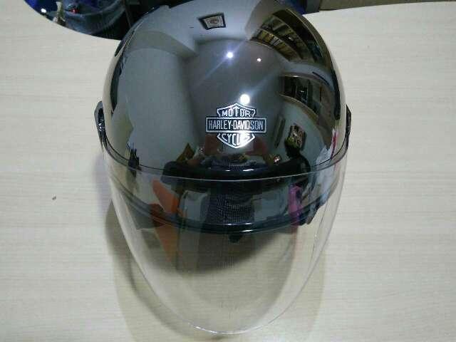 Imagen Casco moto Harley Davidson