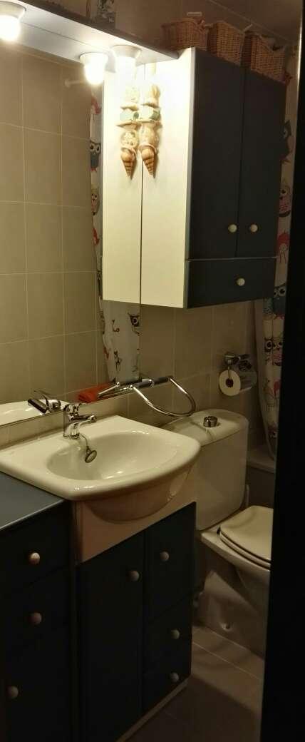 Imagen producto Muebles de baño, pica y espejo 1