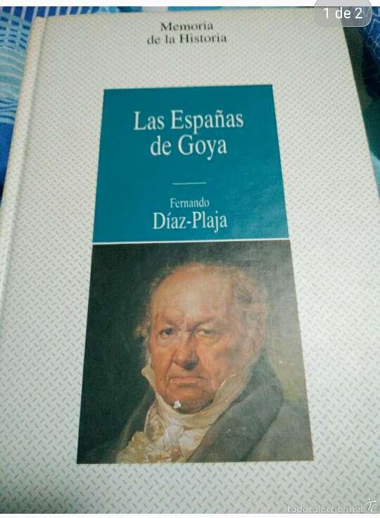 Imagen Las Españas de Goya