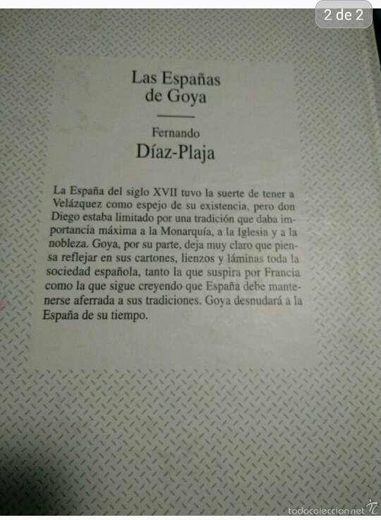Imagen producto Las Españas de Goya 2