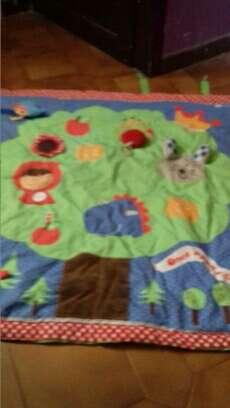Imagen manta para bebe