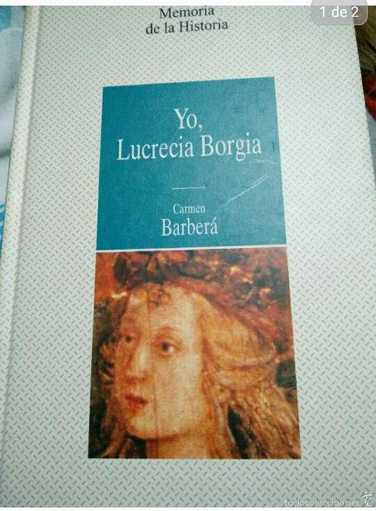 Imagen Yo, Lucrecia Borgia