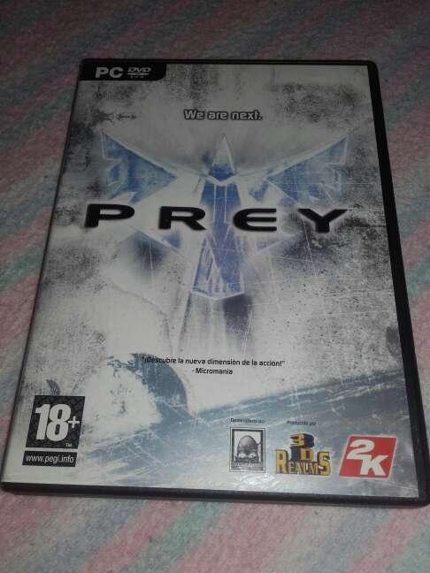 Imagen Prey ( PCS )