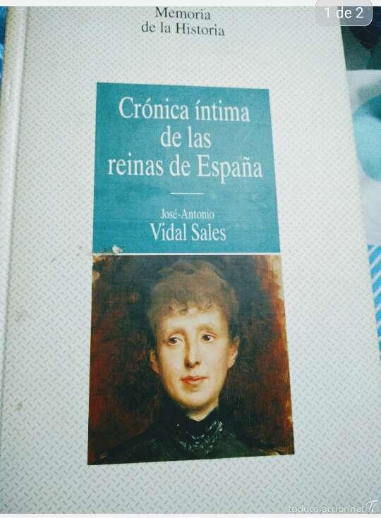 Imagen Crónica Íntima de las Reinas de España