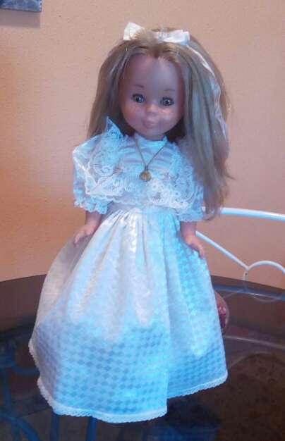 Imagen Nancy muñeca famosa