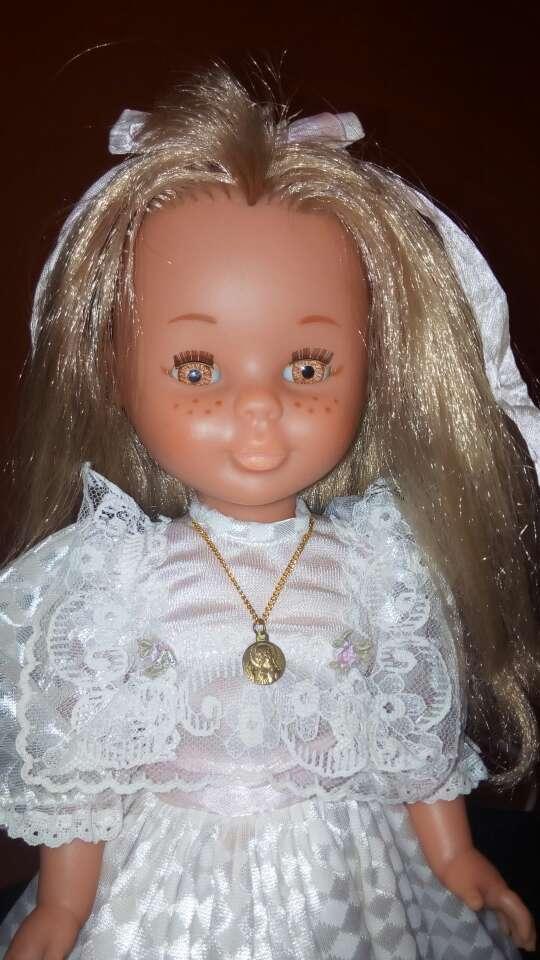 Imagen producto Nancy muñeca famosa 2