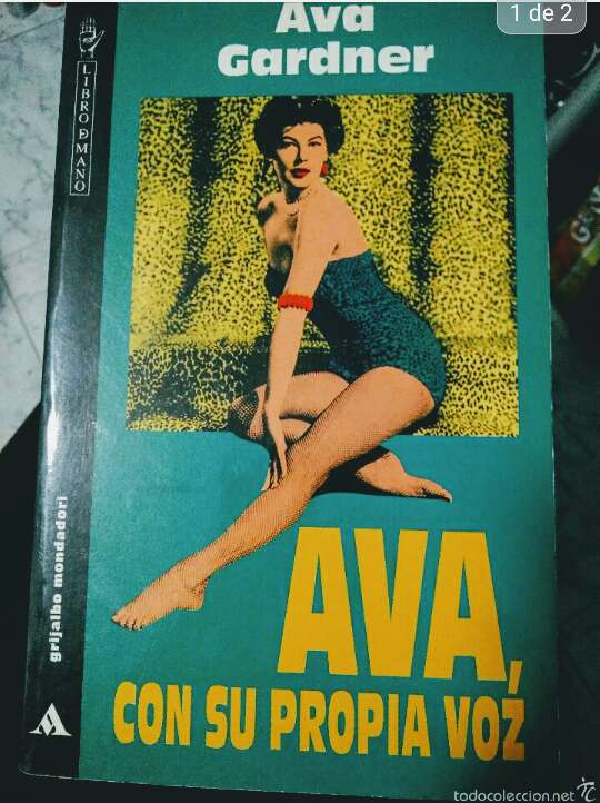 Imagen Ava, con su propia voz