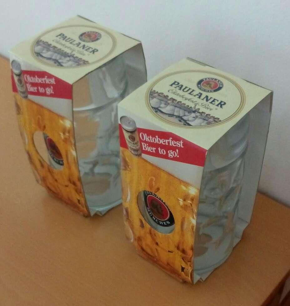 Imagen producto 2 Jarras de Cerveza OKTOBERFEST 1 Litro 3