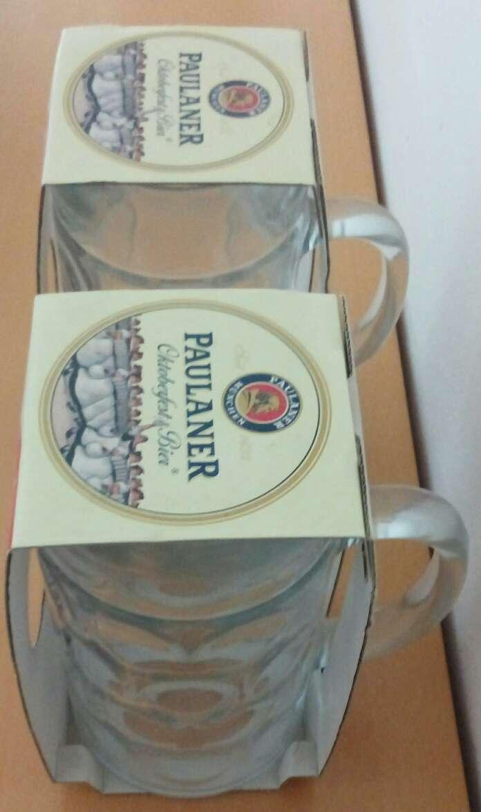 Imagen producto 2 Jarras de Cerveza OKTOBERFEST 1 Litro 2