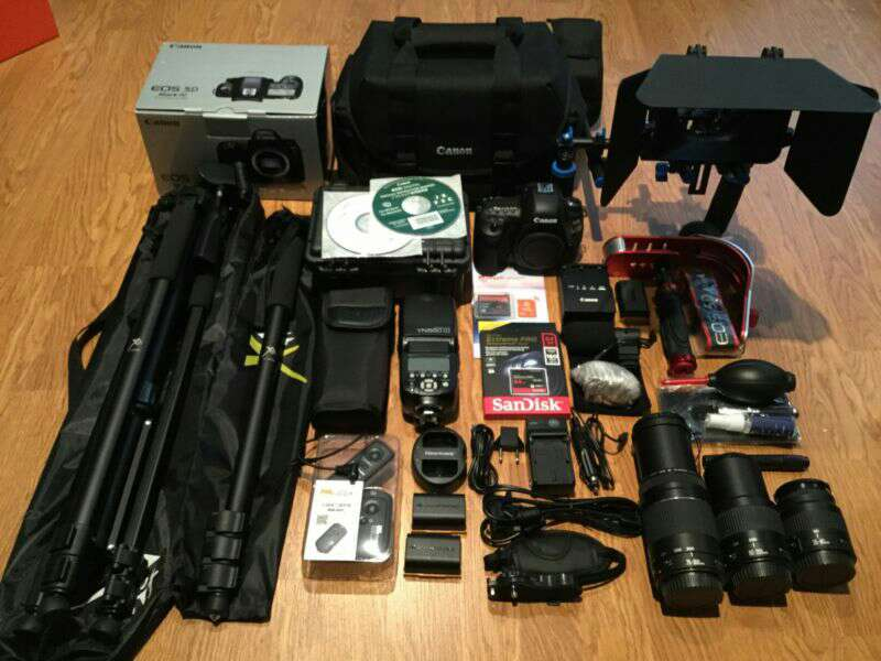 Imagen Brand new Canon Mark IV 30.4