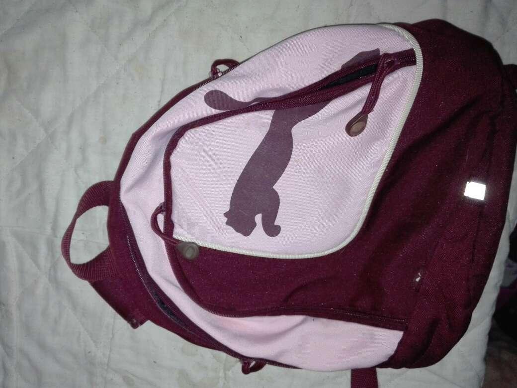 Imagen mochila puma
