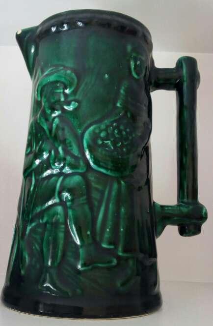 Imagen Jarras de cerveza de cerámica