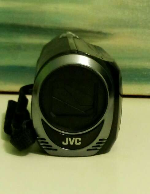 Imagen producto Videocámara digital JVC everio gz ns 110 be 3