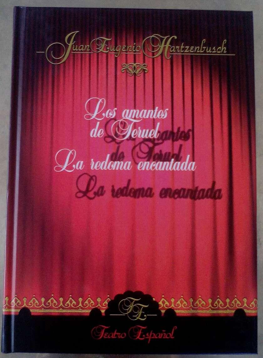 Imagen Libros colección teatro español
