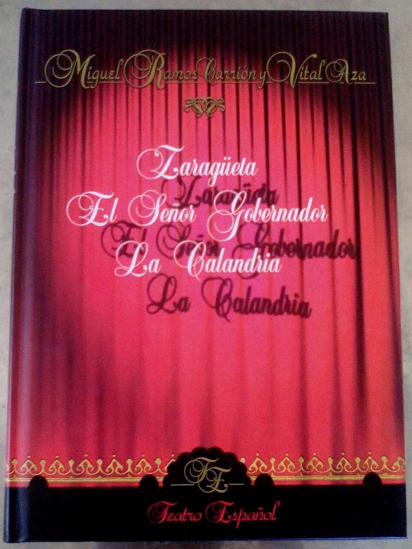 Imagen producto Libros colección teatro español  3
