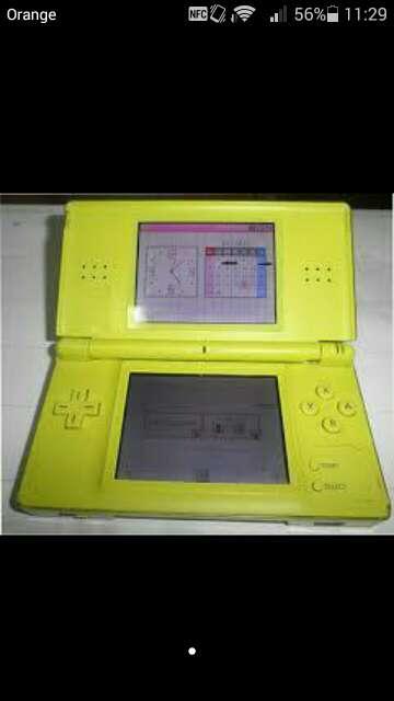 Imagen Vendo Nintendo DS