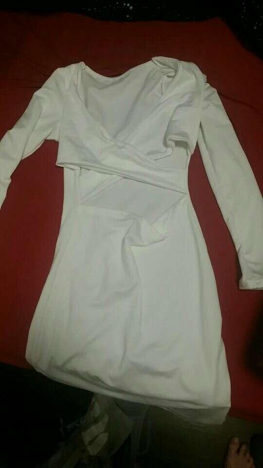 Imagen producto Vestido blanco 3