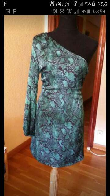 Imagen vestido  de Estradivarius