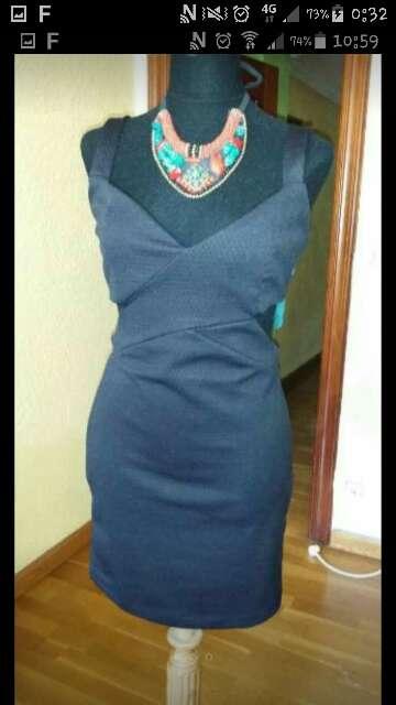 Imagen vestido  de  BLANCO