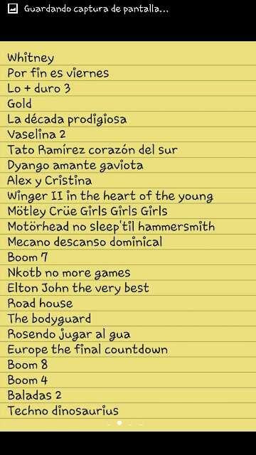 Imagen lista de VINILOS