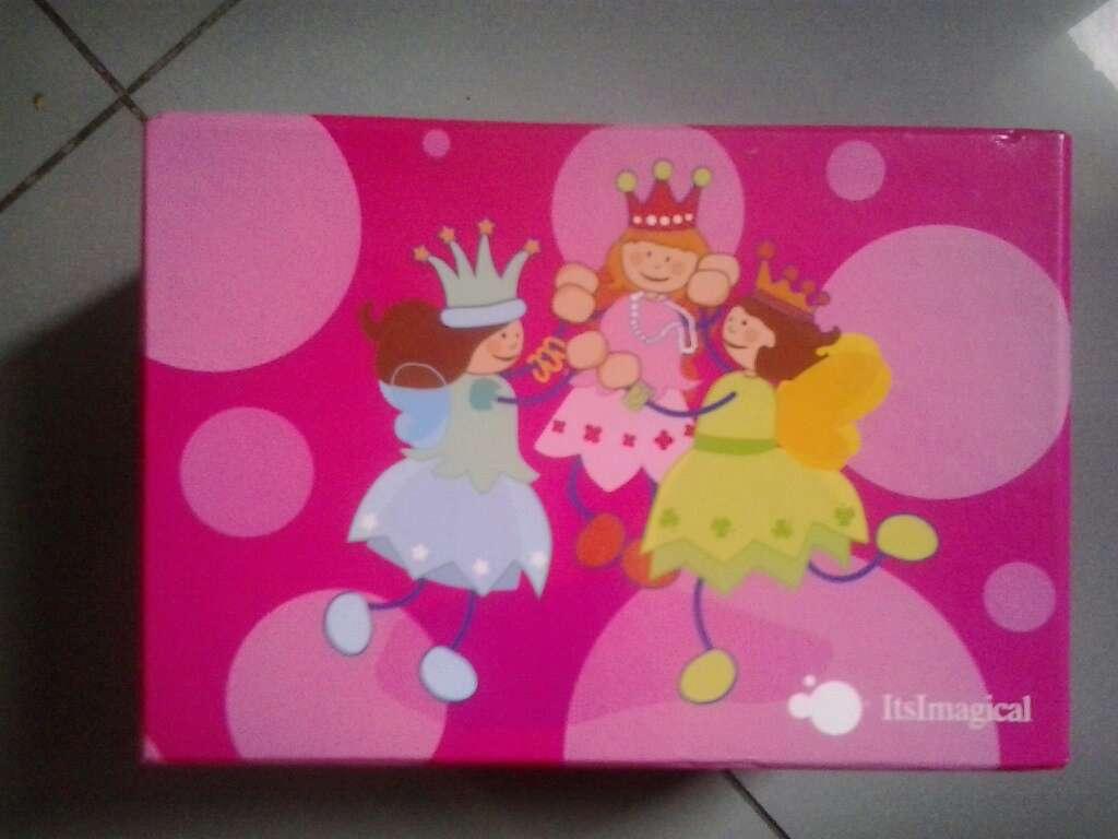Imagen Caja infantil niña