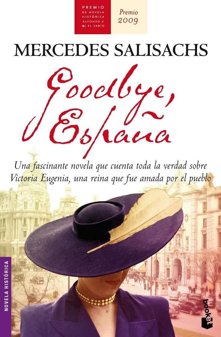 Imagen libro Goodbye España de Mercedes Salisachs