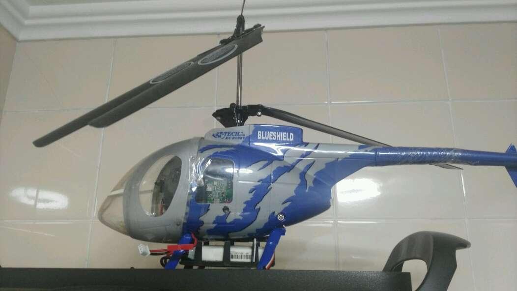 Imagen helicóptero rc MD 500