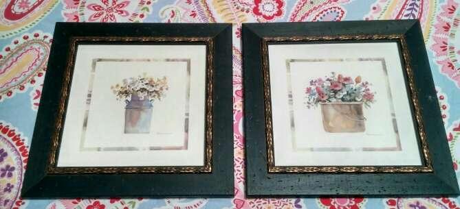 Imagen Cuadros florales