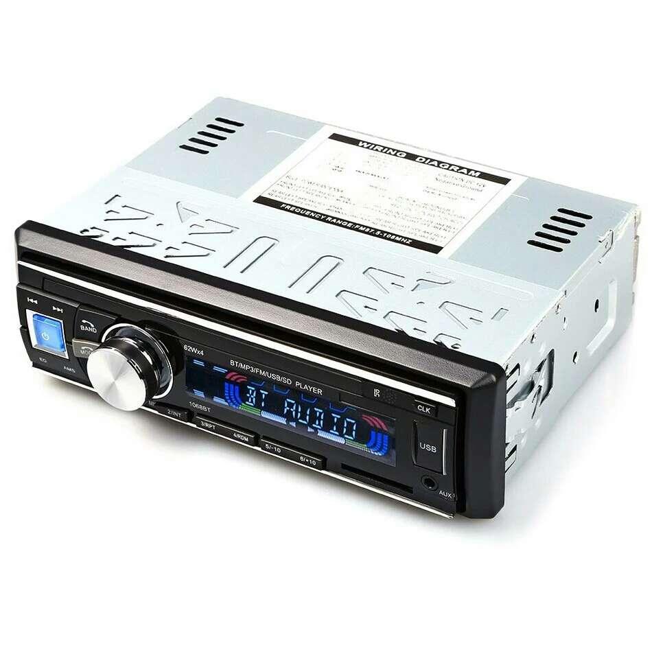 Imagen producto Radio coche bluetooth 2