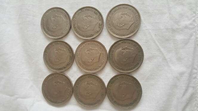 Imagen monedas antigua