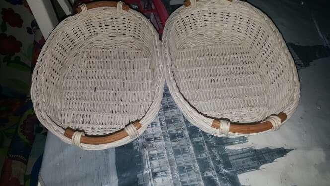 Imagen cestas de adorno 4€ cada una
