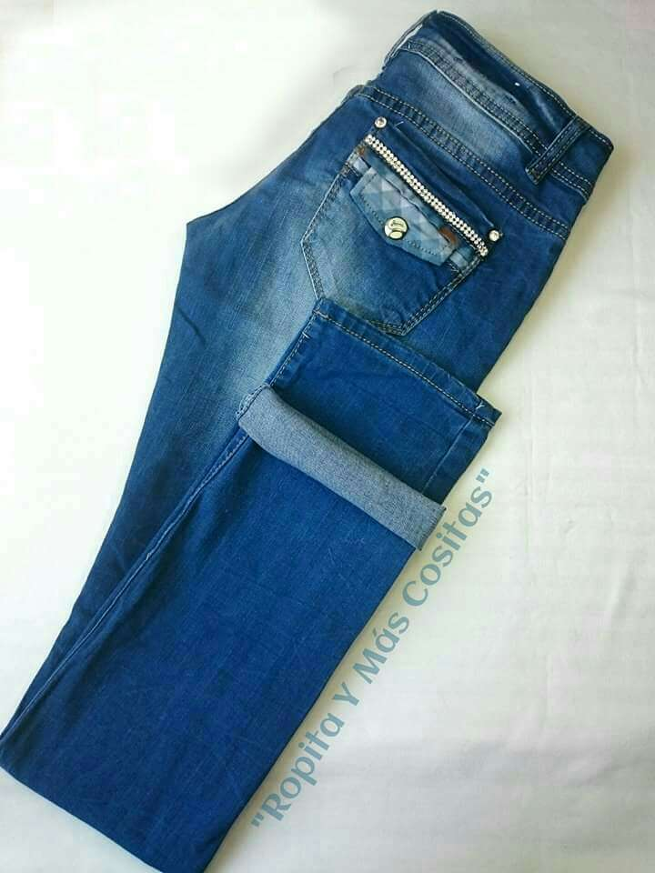 Imagen producto Lote Jeans y blusa Kimono  3