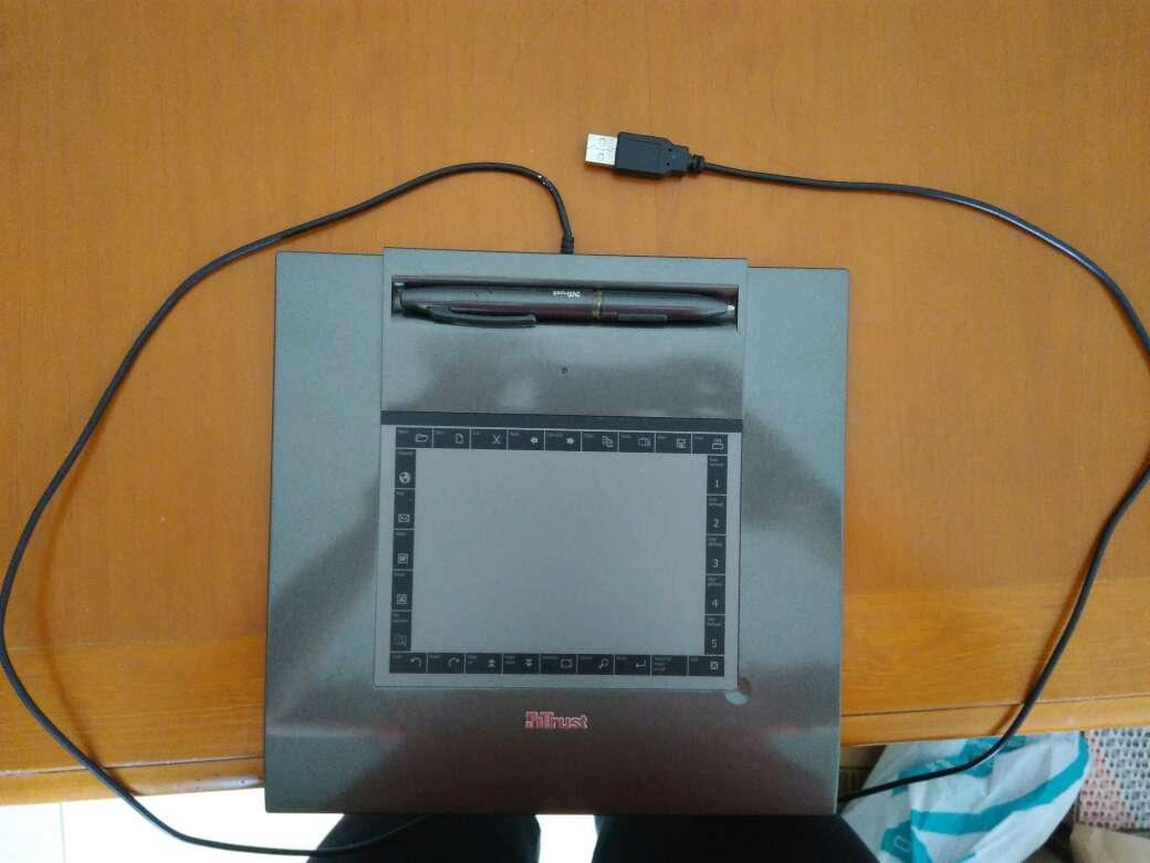 Imagen Tableta diseño gráfico
