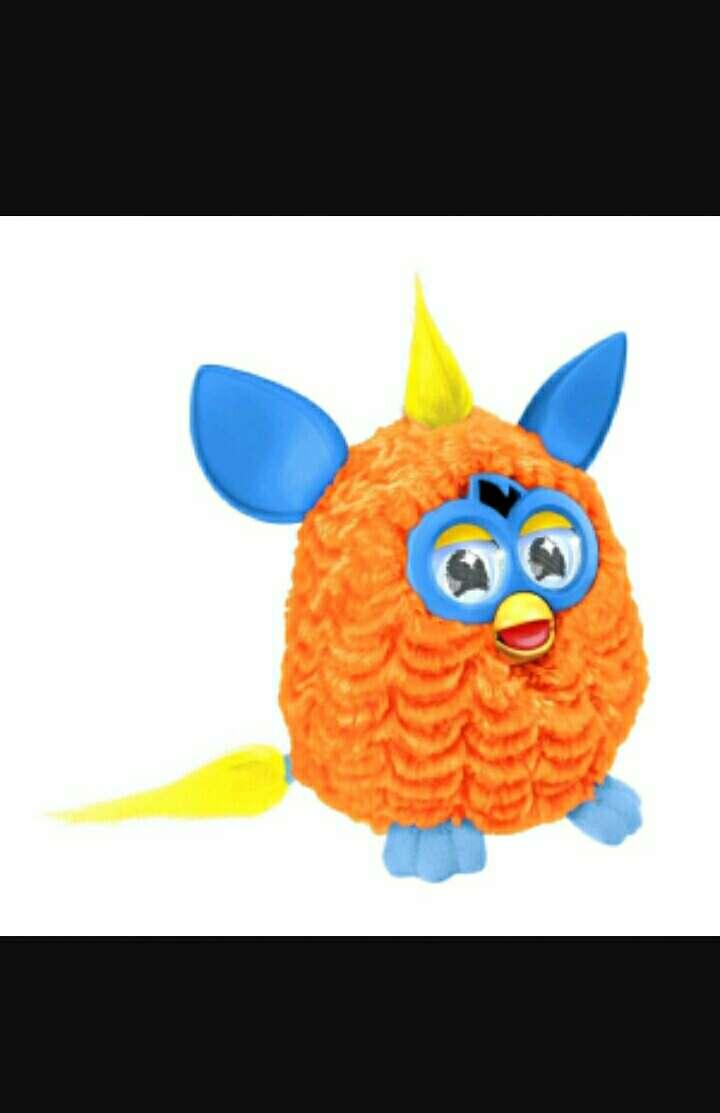 Imagen Furby naranja
