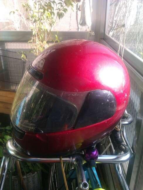Imagen Casco moto integral